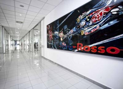 Headquarter Toro Rosso – Faenza