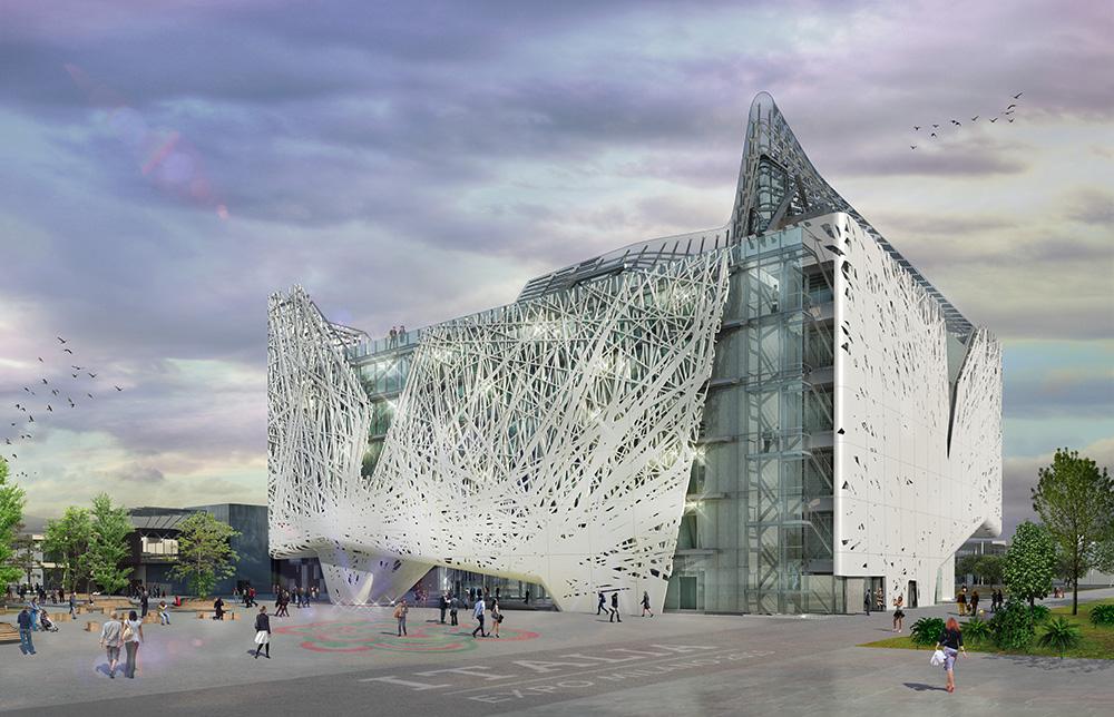 Palazzo Italia – Expo Milano